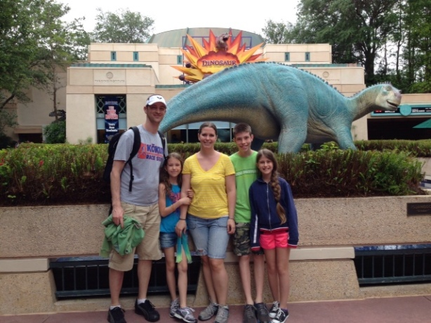 Groves Family Disney Trip